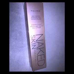 Urban Decay Naked Foundation NEW IN BOX
